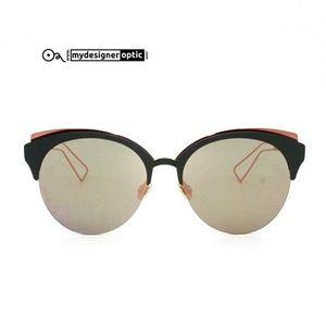 Christian Dior Sunglasses Diorama Club Made in Ita